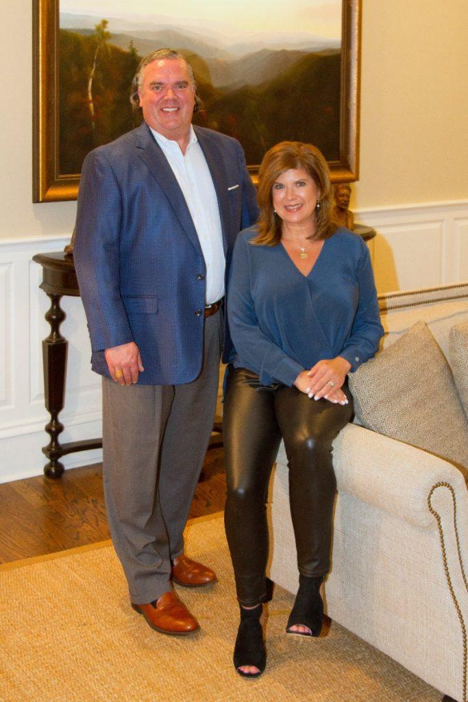 Tom & Debaran Hughes